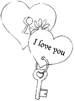 Le coeur et sa clé