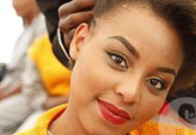 Miss Prison Ruth Kamande breaks the internet with her BEAUTY