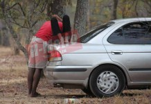 Caught having S#X at Cleveland Dam in Harare - Pictures LEAKED