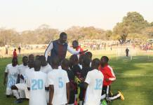 PROPHET MAGAYA'S SOCCER DREAM COMES TRUE