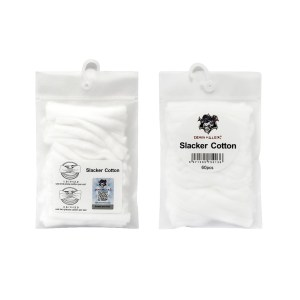 Mechas De Algodón Demon Killer Slacker Hardcover 60 Piezas