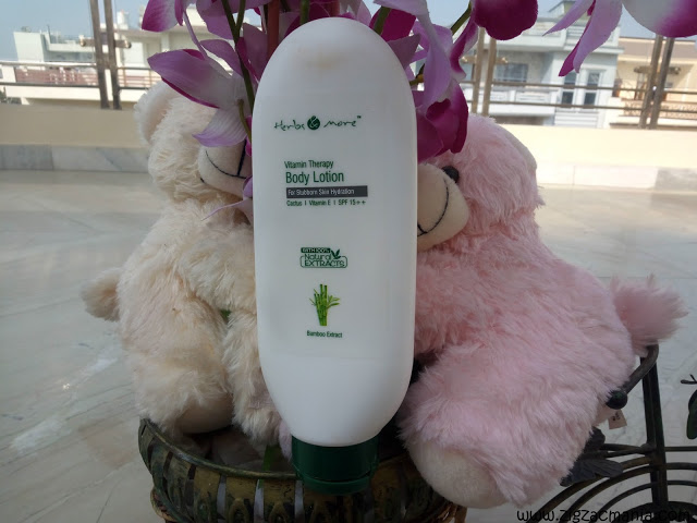 Herbs & More Vitamin Therapy Body Lotion  Review