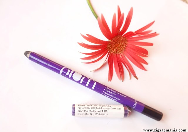 Plum NaturStudio All-Day-Wear Kohl Kajal Online availability, packaging & price