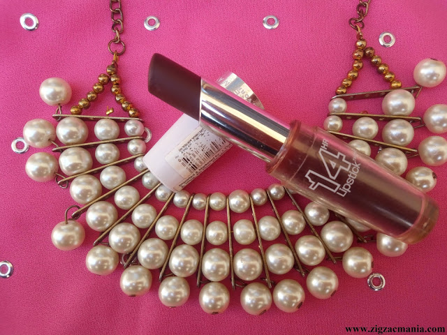 Maybelline Super Stay 14 Hr Wine & Forever (Shade no. 02) Lipstick Review & Swatches