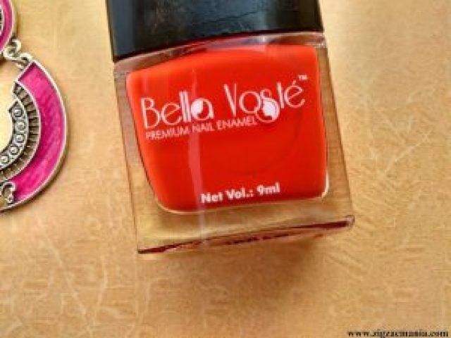 Bella Voste Premium Nail Enamel Review: Tango Thrill (Shade no: 08)
