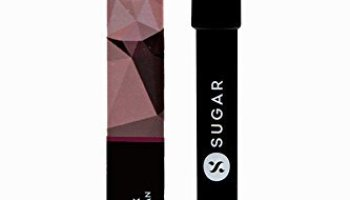 Sugar Cosmetics Matte As Hell Lip Crayon Baby Houseman (12) | Review & Swatch
