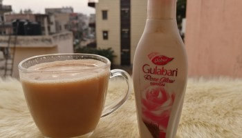 Dabur Gulabari 3 in 1 Rose Glow Lotion Review