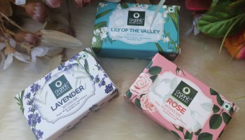 Organic Harvest Organic Bathing Soaps Review