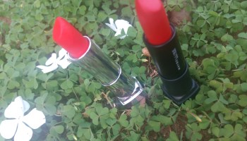 Maybelline Colour Sensational Lipsticks (Vivid 1 and Vivid 7)| Review & Swatches