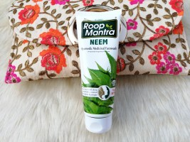 Roop Mantra Neem Face Wash Review