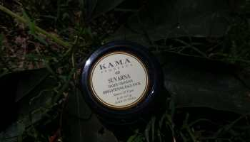 Kama Ayurveda Suvarna Haldi Chandan Brightening Face Pack|Review