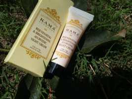 Kama Ayurveda Rejuvenating and Brightening Night Cream| Review