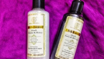 Khadi Naturals Shampoo & Conditioner Review