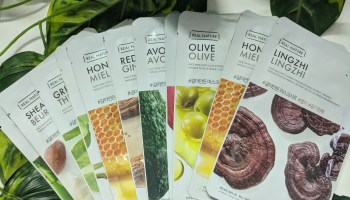 The Face Shop Real Nature Sheet Mask| Review