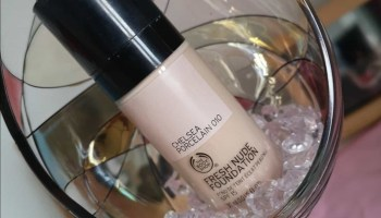 The Body Shop Fresh Nude Foundation| Review