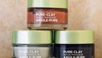 L'Oréal Pure Clay Masks|Review