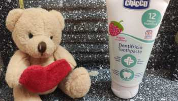 Chicco Dentifricio Baby Toothpaste (Strawberry)|Review