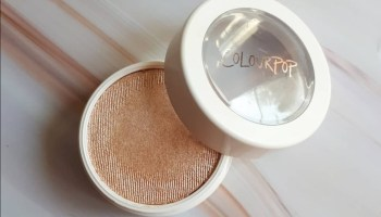 ColourPop (Flexitarian) Super Shock Highlighter |Review & Swatch