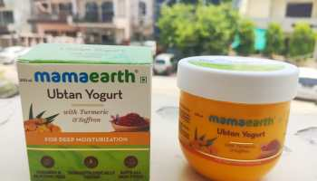 MamaEarth Ubtan Yogurt|Review