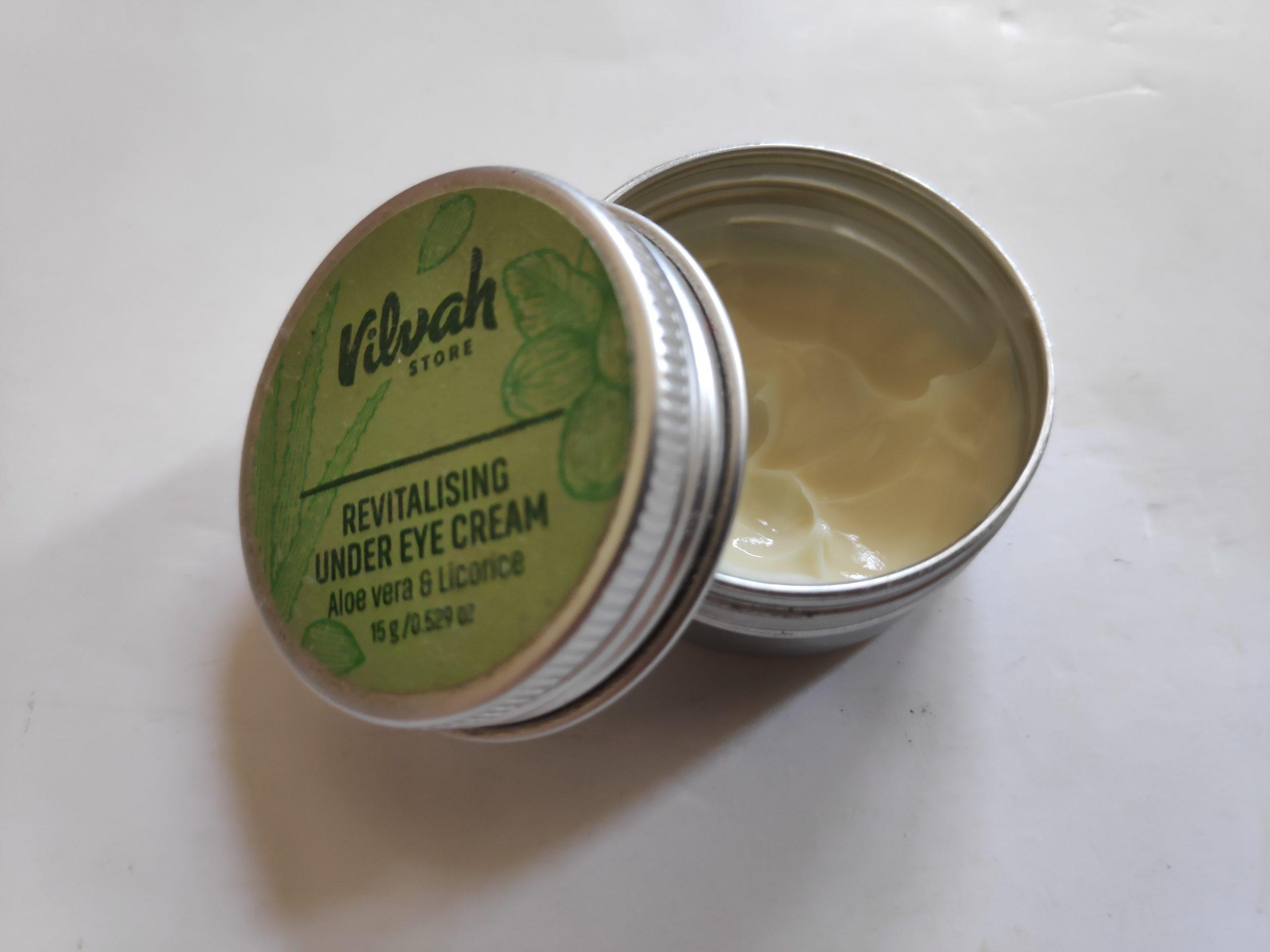 Vilvah Revitalising Under-eye Cream