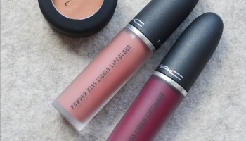 MAC Powder Liquid Lip Colour (Date Maker & Burning Love)|Review & Swatches