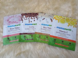 Mamaearth Sheet Mask| Review