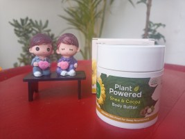 MotherSparsh Plant Powered Body Butter (Shea & Cocoa)| Review