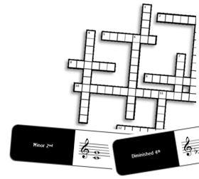 GCSE AQA Music Keyword Activities