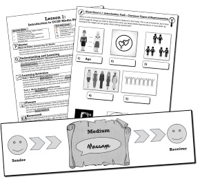 GCSE 9-1 AQA Teaching Pack: Introduction to Media