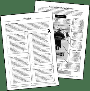 GCSE (9-1) Eduqas NEA Media Studies Prep Pack: Websites
