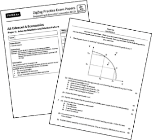 Practice Exams for AS Edexcel Economics A
