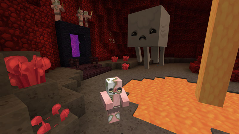 ZigZag Pack – A Cute-tastic Resourcepack for Minecraft