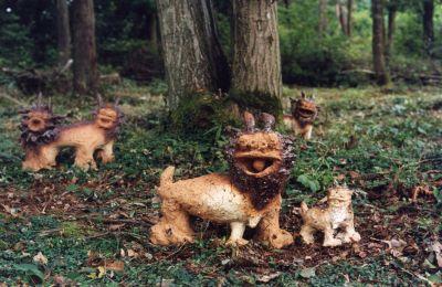 森の精たち