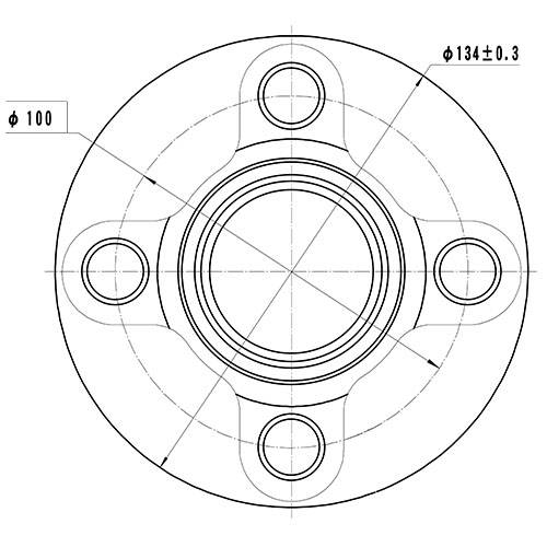 Z89101R — ZIKMAR — Wheel Hub — Zikmar