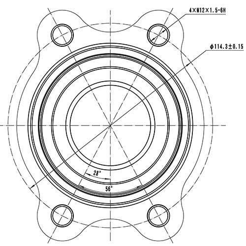 Z89179R — ZIKMAR — Wheel Hub — Zikmar