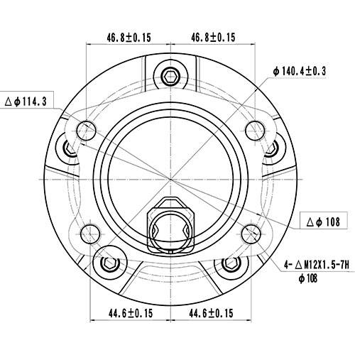 Z89209R — ZIKMAR — Wheel Hub — Zikmar