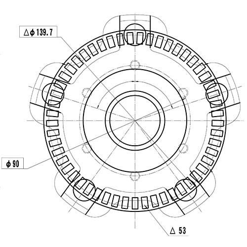 Z89311R — ZIKMAR — Wheel Hub — Zikmar