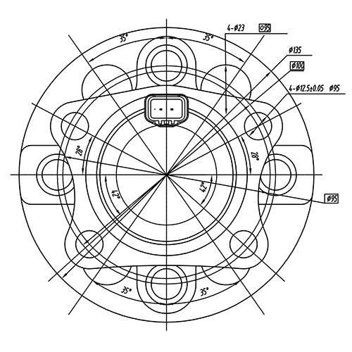 Z89320R — ZIKMAR — Wheel Hub — Zikmar