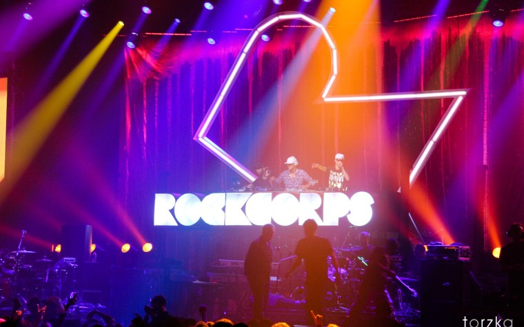 Orange RockCorps : N*E*R*D, Mark Ronson, VV Brown, Sexion D'assaut