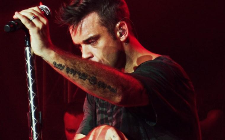 Concert Privé de Robbie Williams @ Alhambra