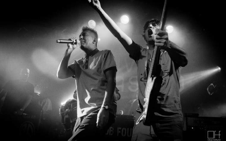 Asian Dub Foundation au Nouveau Casino – En 10 photos