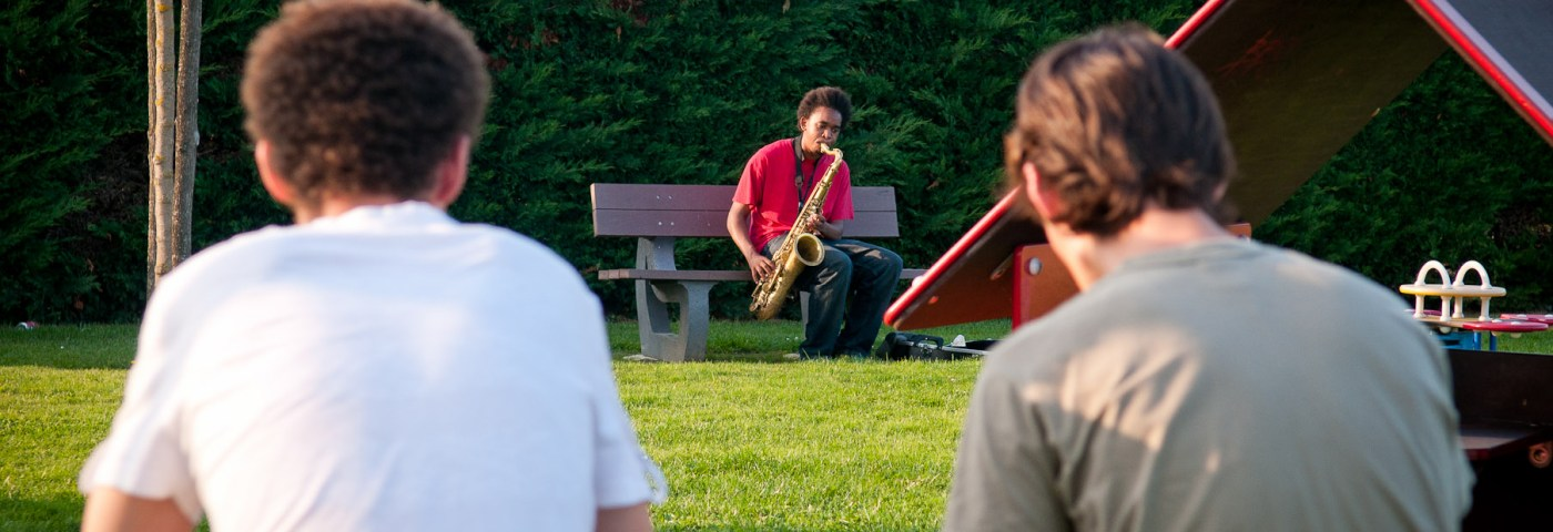 Jazz in Marciac – La nuit des (guitare-)héros
