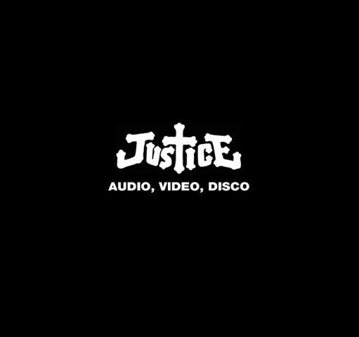 Clip du jour // Justice – Audio, Video, Disco