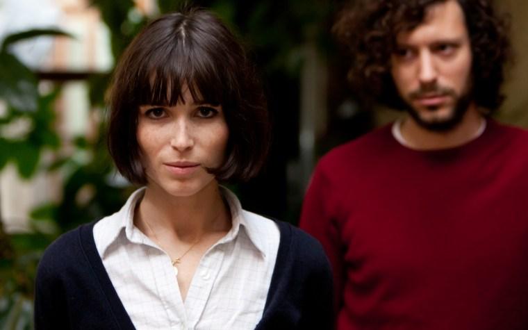Liza Manili et Séverin