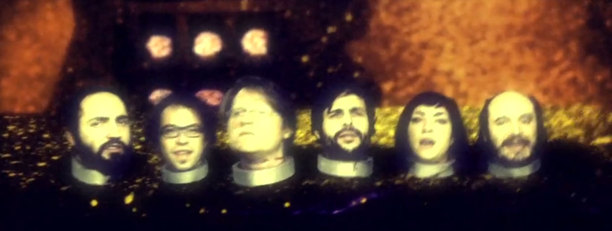 Clip du jour // The Bewitched Hands – The Laws of Walls