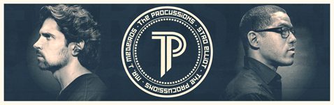 The Procussions – EP