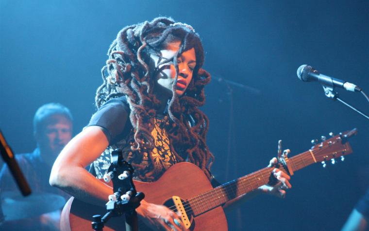 Valerie June @ Festival Les InRocKs