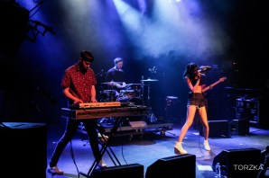 Alunageorge @ Les InRocks 2013