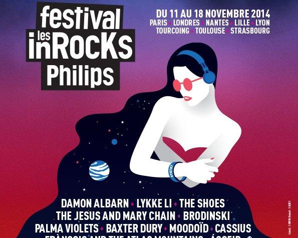 Festival des InRocKs 2014