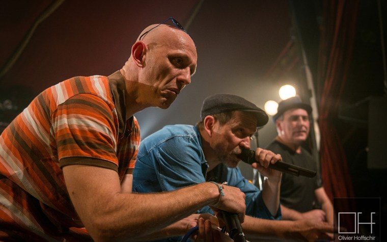 Massilia Sound System @ Le Cabaret Sauvage
